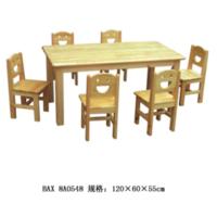 原木六人桌,8-89-8A0548