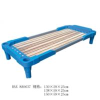 塑料木板幼儿床8-99-8A0637