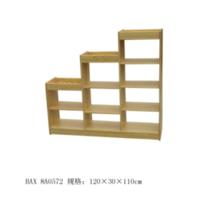 原木梯式柜8-91-8A0572
