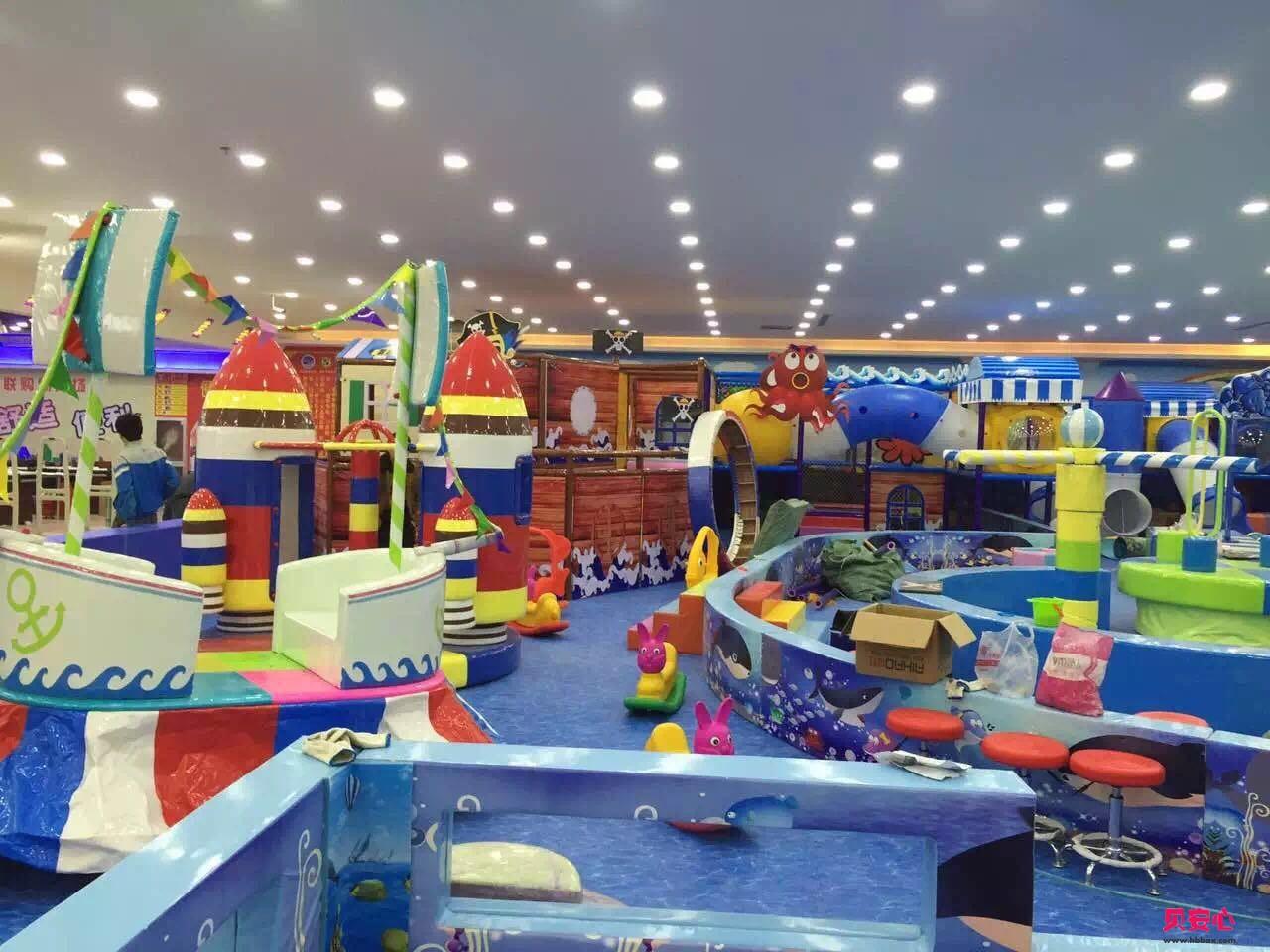 海盗风 儿童乐园